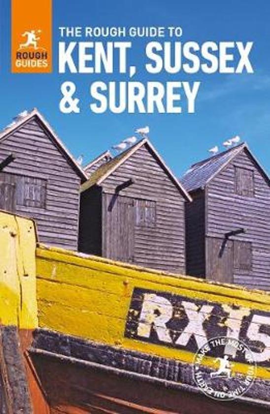 Rough Guide Kent, Sussex and Surrey 9780241272350  Rough Guide Rough Guides  Reisgidsen Zuidoost-Engeland