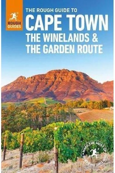 Rough Guide Cape Town + the Garden Route 9780241306208  Rough Guide Rough Guides  Reisgidsen Zuid-Afrika