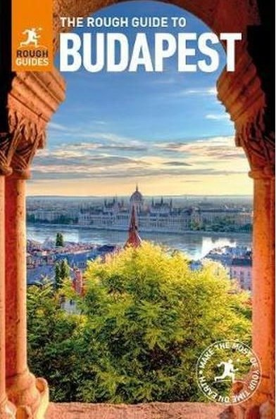Rough Guide Budapest 9780241306215  Rough Guide Rough Guides  Reisgidsen Hongarije