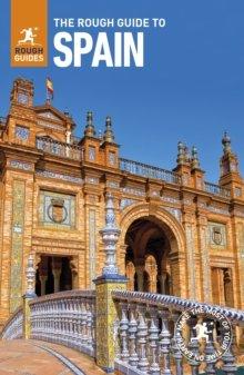 Rough Guide Spain 9780241306369  Rough Guide Rough Guides  Reisgidsen Spanje