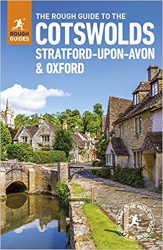 Rough Guide The Cotswolds 9780241308752  Rough Guide Rough Guides  Reisgidsen Midlands, Cotswolds, Oxford