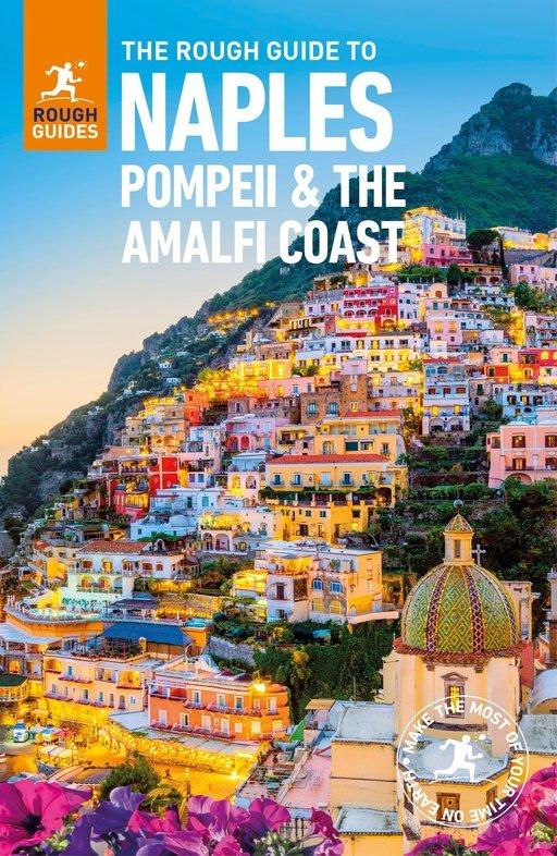 Rough Guide Naples & the Amalfi Coast 9780241308769 Martin Dunford Rough Guide Rough Guides  Reisgidsen Napels, Amalfi, Campanië