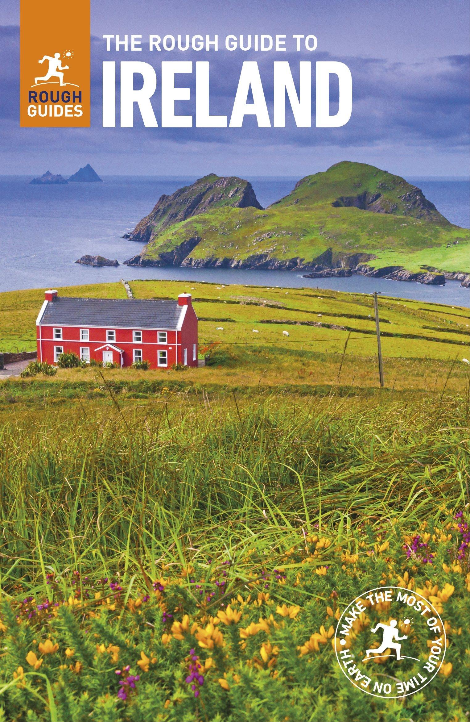 Rough Guide Ireland 9780241308783  Rough Guide Rough Guides  Reisgidsen Ierland