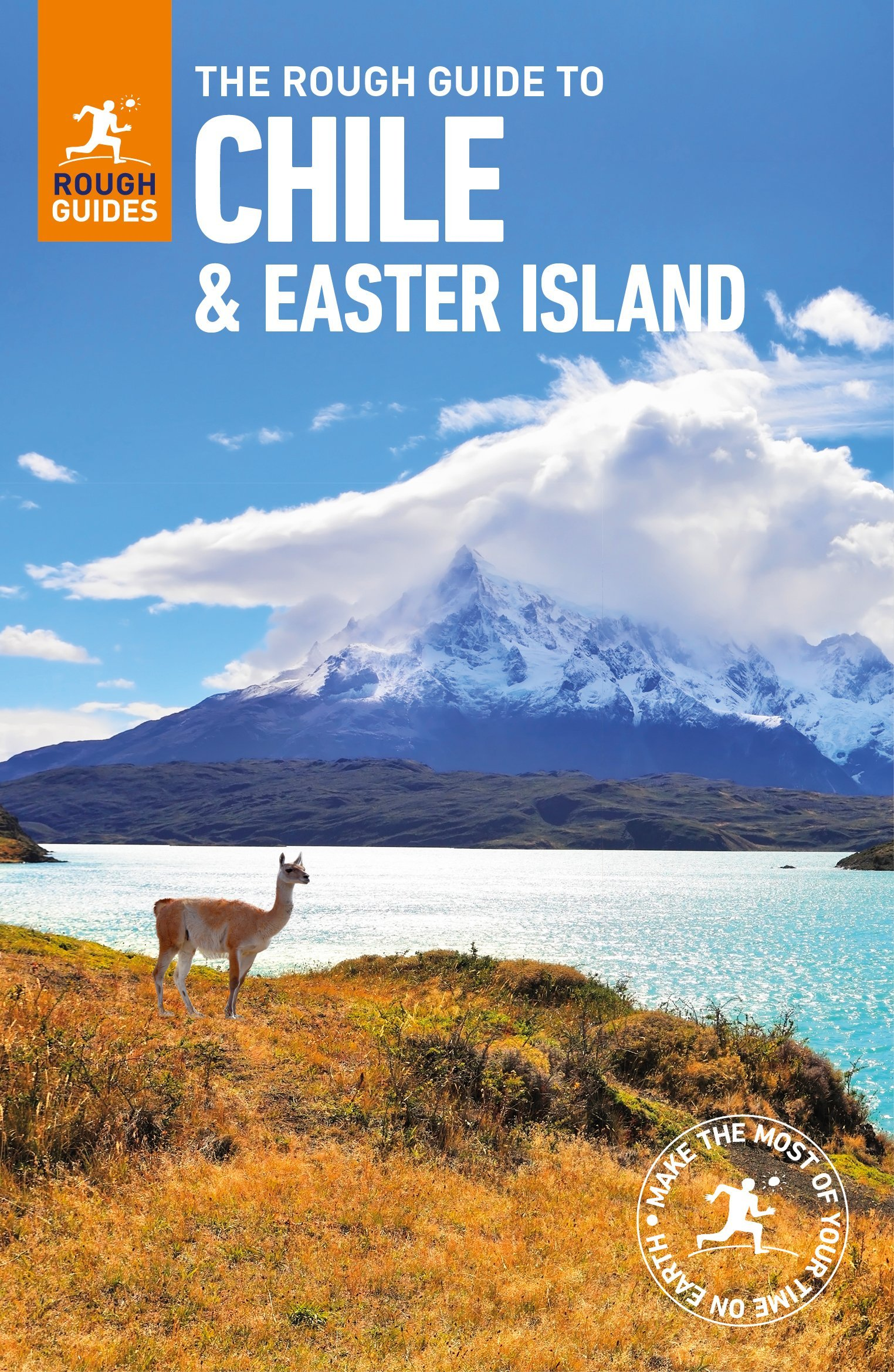Rough Guide Chile & Easter Island (Chili en Paaseiland) 9780241311653  Rough Guide Rough Guides  Reisgidsen Chili, Argentinië, Patagonië