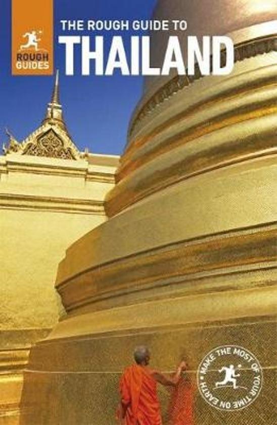Rough Guide Thailand 9780241311721  Rough Guide Rough Guides  Reisgidsen Thailand