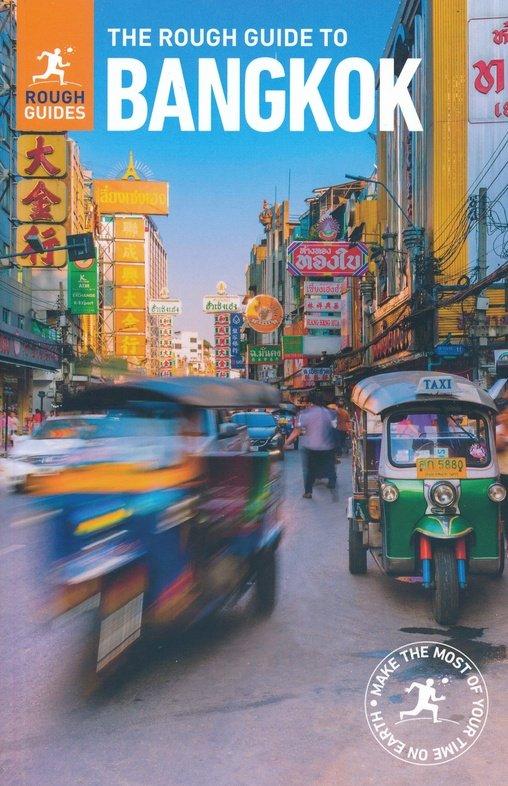 Rough Guide Bangkok 9780241311783  Rough Guide Rough Guides  Reisgidsen Thailand