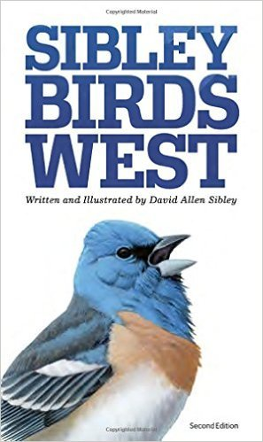 The Sibley Field Guide to Birds of Western North America 9780307957924 David Sibley Knopf Publishing Field Guides  Natuurgidsen, Vogelboeken Noord-Amerika