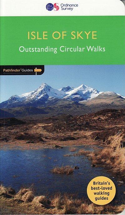 PG-03  Skye & North West Highlands | wandelgids 9780319090022  Crimson Publishing / Ordnance Survey Pathfinder Guides  Wandelgidsen Schotland