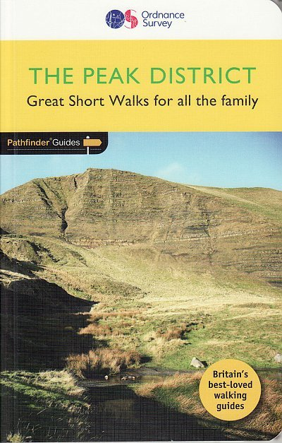 Peak District - short walks 9780319090060  Crimson Publishing / Ordnance Survey Short Walks  Reizen met kinderen, Wandelgidsen Midden- en Oost-Engeland
