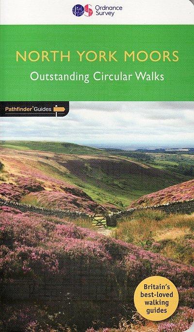 PG-28  North York Moors | wandelgids 9780319090251  Crimson Publishing / Ordnance Survey Pathfinder Guides  Wandelgidsen Noord-Engeland