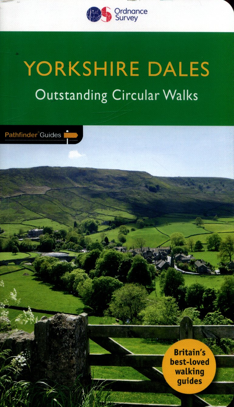 PG-15  Yorkshire Dales Walks | wandelgids 9780319090404  Crimson Publishing / Ordnance Survey Pathfinder Guides  Wandelgidsen Noord-Engeland