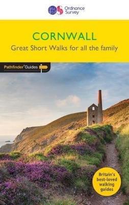 Short Walks Cornwall 9780319090954  Crimson Publishing / Ordnance Survey Short Walks  Wandelgidsen Zuidwest-Engeland, Cornwall, Devon, Somerset, Dorset