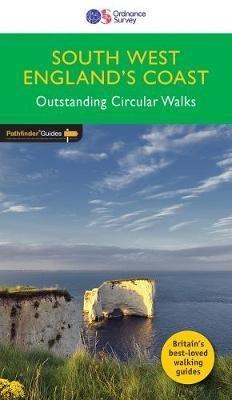 PG-69 South West England Coastal walks 9780319091135  Crimson Publishing / Ordnance Survey Pathfinder Guides  Wandelgidsen Zuidwest-Engeland