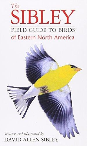The Sibley Field Guide to Birds of Eastern North America 9780679451204  Knopf Publishing Field Guides  Natuurgidsen VS ten oosten van de Rocky Mountains
