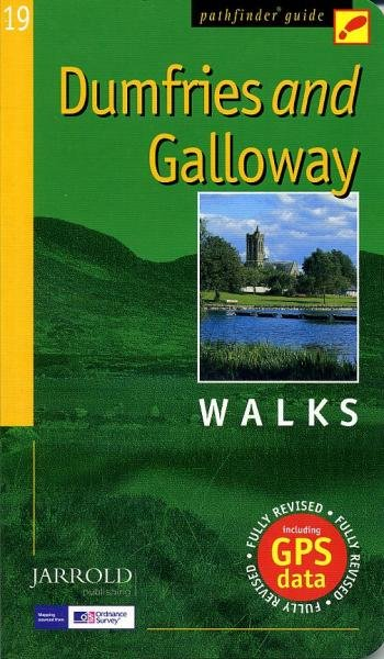 PG-19  Dumfries + Galloway Walks | wandelgids 9780711749924  Crimson Publishing / Ordnance Survey Pathfinder Guides  Wandelgidsen Schotland