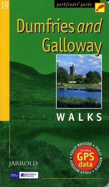 PG-19  Dumfries + Galloway Walks | wandelgids 9780711749924  Crimson Publishing / Ordnance Survey Pathfinder Guides  Wandelgidsen Zuid-Schotland