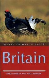 Britain 9780713641370 Harrap Christopher Helm Where to watch birds  Natuurgidsen Groot-Brittannië