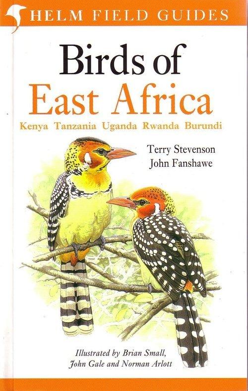 Birds Of East Africa (vogelgids Oost-Afrika) 9780713673470  Christopher Helm Helm Ident. Guides  Natuurgidsen, Vogelboeken Oost-Afrika