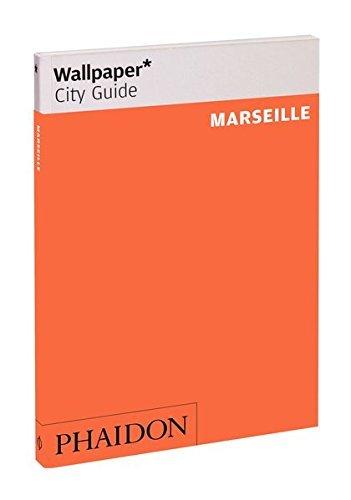 Wallpaper City Guide Marseille 9780714870335  Phaidon Wallpaper City Guides  Reisgidsen Marseille
