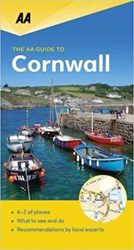 Cornwall & the Isles of Scilly - AA leisure guide 9780749579401  AA Leisure Guides  Reisgidsen Zuidwest-Engeland