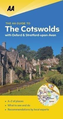 The Cotswolds - leisure guide 9780749579418  AA Leisure Guides  Reisgidsen Midden- en Oost-Engeland