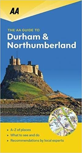 Durham & Northumberland - AA leisure guide 9780749579425  AA Leisure Guides  Reisgidsen Noord-Engeland