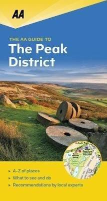 Peak District - AA leisure guide 9780749579456  AA Leisure Guides  Reisgidsen Midden- en Oost-Engeland