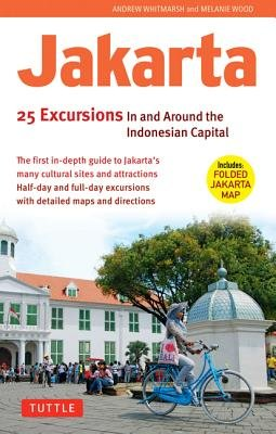 Jakarta 9780804842242  Tuttle Pub   Reisgidsen Indonesië
