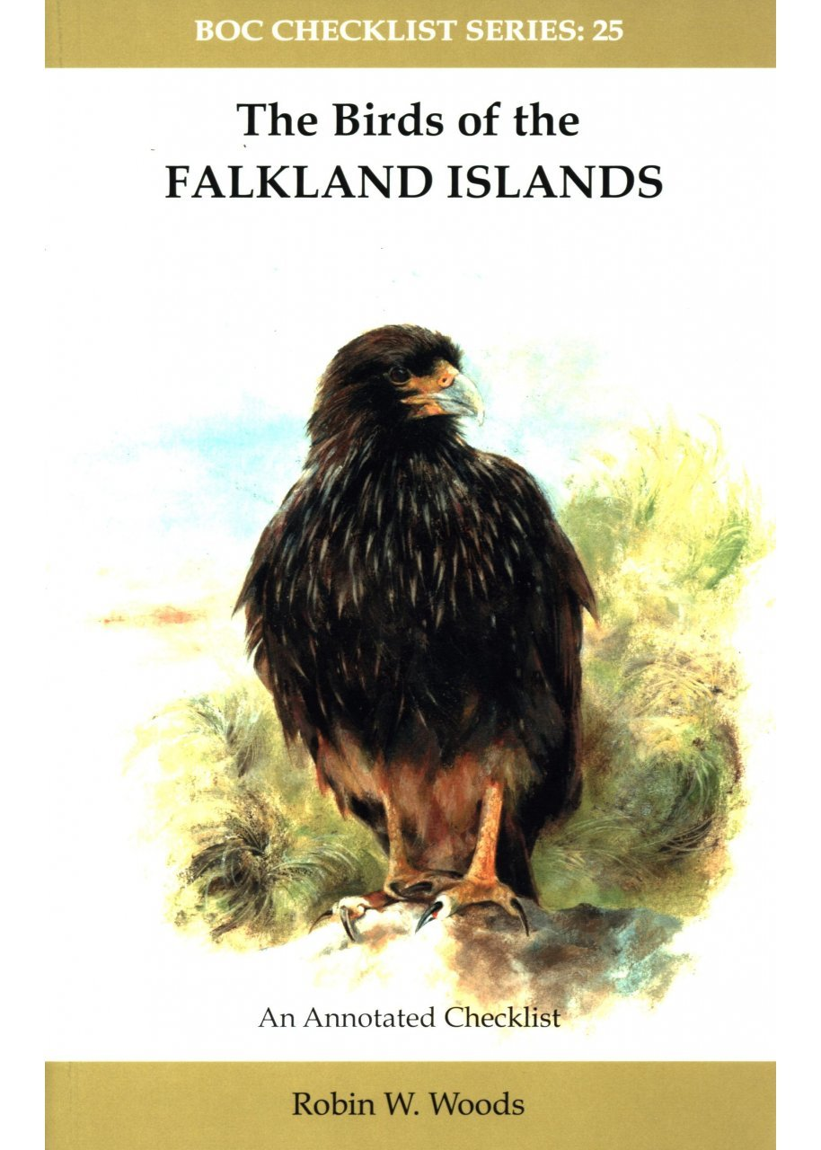 The Birds of the Falkland Islands 9780952288664  British Ornithologists' Club   Natuurgidsen, Vogelboeken Chili, Argentinië, Patagonië