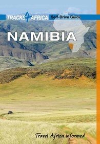 Namibia Self-Drive Guide tracks * 9780992182960  Tracks4Africa   Reisgidsen Botswana, Namibië