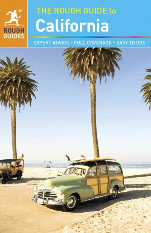 Rough Guide California * 9781409339601  Rough Guide Rough Guides  Reisgidsen California, Nevada