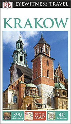 Krakow 9781409370208  Dorling Kindersley Eyewitness Guides  Reisgidsen Polen