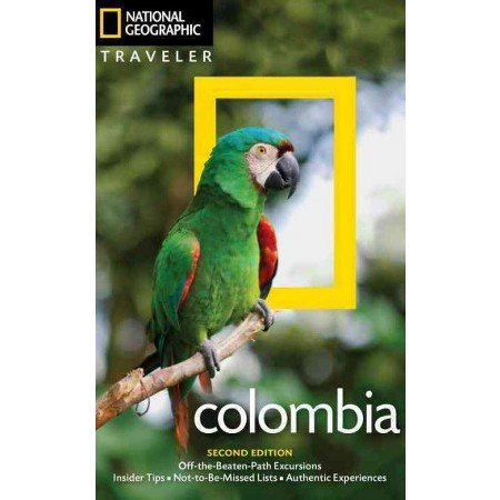 Colombia 9781426217029  National Geographic   Reisgidsen Colombia