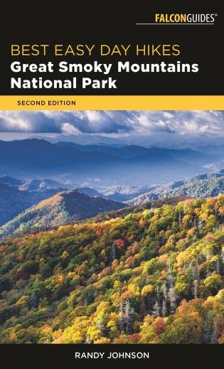 Hiking the Great Smoky Mountains | wandelgids 9781493031337 Adams Falcon Guides   Wandelgidsen VS Zuid-Oost, van Virginia t/m Mississippi