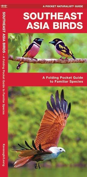 Southeast Asia Birds 9781583559611  Waterford Press   Natuurgidsen Zuid-Oost Azië