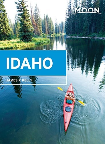 Moon Handbook Idaho | reisgids 9781631210150  Moon   Reisgidsen Washington, Oregon, Idaho, Wyoming, Montana