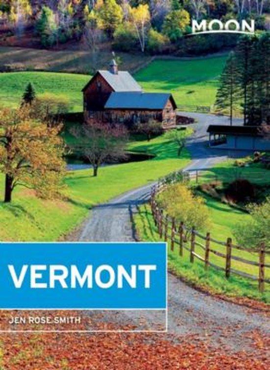 Moon Handbook Vermont | reisgids 9781631212451  Moon   Reisgidsen New England