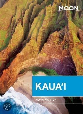 Moon Handbook Kauai | reisgids 9781631212567  Moon   Reisgidsen Hawaii