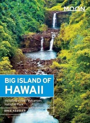Moon Handbook Big Island of Hawaii | reisgids 9781631212802  Moon   Reisgidsen Hawaii