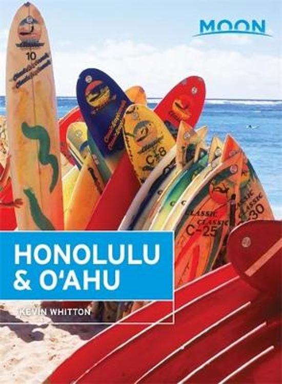 Moon Handbook Oahu | reisgids 9781631213878  Moon   Reisgidsen Hawaii