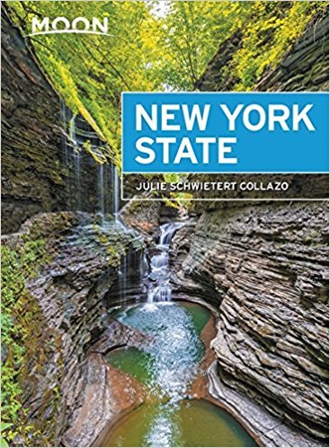Moon Handbook New York State | reisgids 9781631215100  Moon   Reisgidsen New York, Pennsylvania, Washington DC