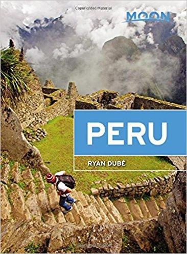 Moon Handbook Peru | reisgids 9781631216374  Moon   Reisgidsen Peru