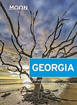 Moon Handbook Georgia (USA) | reisgids 9781631216558  Moon   Reisgidsen VS Zuid-Oost, van Virginia t/m Mississippi