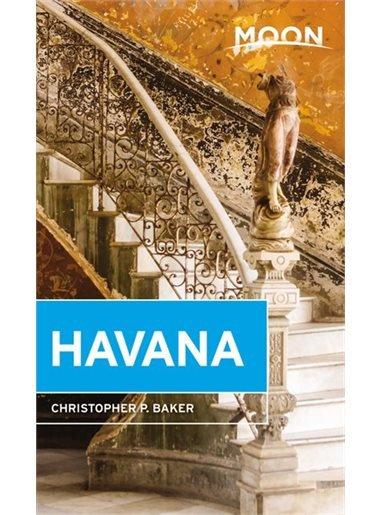 Moon Handbook Havana 9781631217173  Moon   Reisgidsen Cuba