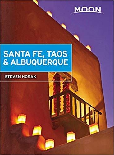 Moon Handbook Santa Fe, Taos & Albuquerque 9781631218897  Moon   Reisgidsen Colorado, Arizona, Utah, New Mexico