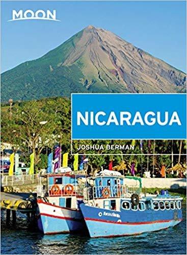 Moon Handbook Nicaragua   reisgids 9781640492554  Moon   Reisgidsen Overig Midden-Amerika