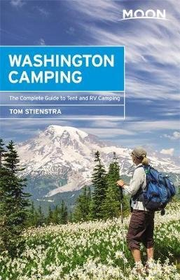 Moon Handbook Washington Camping 9781640499492  Moon   Reisgidsen Washington, Oregon, Idaho, Wyoming, Montana