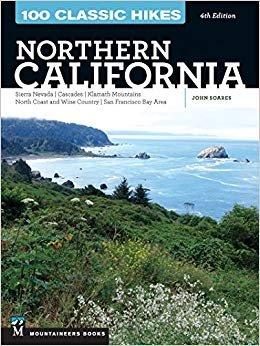 100 Classic Hikes: Northern California 9781680510560  Mountaineers   Wandelgidsen California, Nevada