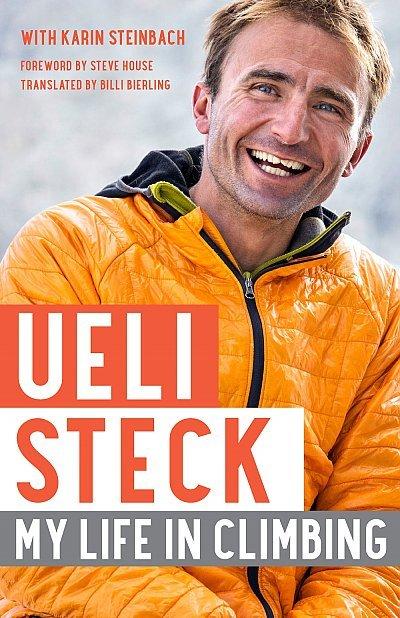 My Life in Climbing | Ueli Steck 9781680511321 Ueli Steck Mountaineers   Klimmen-bergsport Reisinformatie algemeen