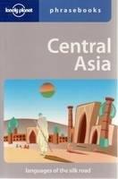 Central Asian Lonely Planet phrasebook 9781740591140  Lonely Planet Phrasebooks  Taalgidsen en Woordenboeken Centraal-Aziatische republieken (Kazachstan, Uzbekistan, Turkmenistan, Kyrgysztan, Tadjikistan)